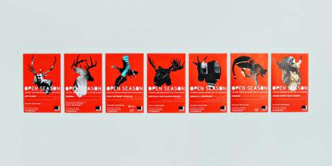 DanielleTuchelt_TheatreJunction posters