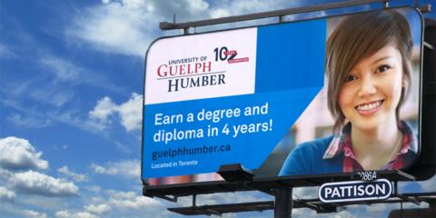 DanielleTuchelt_UofGH billboard